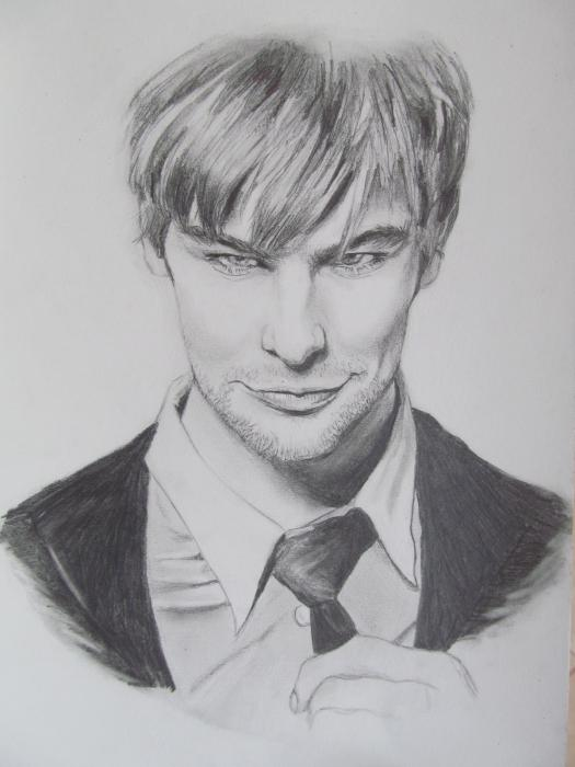 Chace Crawford by laadybird